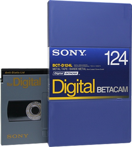 Sony BCT-D124L