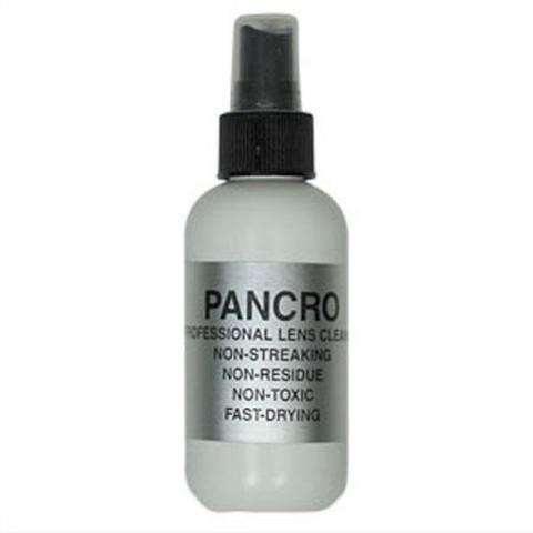 Pancro Lens Cleaner, 4 oz. Spray Bottle