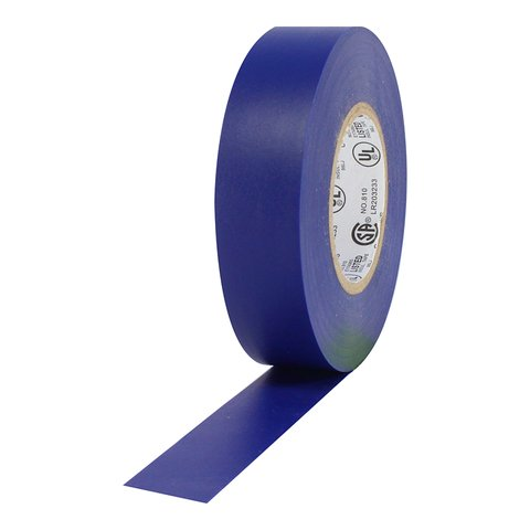 Pro-Tapes Pro Plus Electrical Tape - Blue