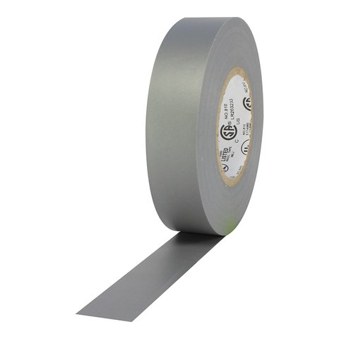 Pro-Tapes Pro Plus Electrical Tape - Gray