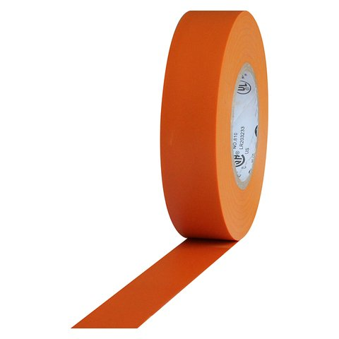 Pro Plus Electrical Tape - Orange