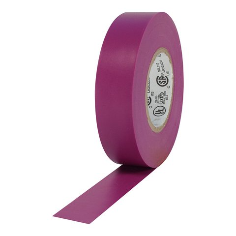 Pro-Tapes Pro Plus Electrical Tape - Purple