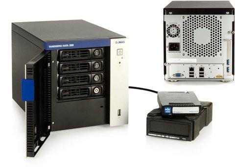 Tandberg Data BizNAS D408 - 8TB -
