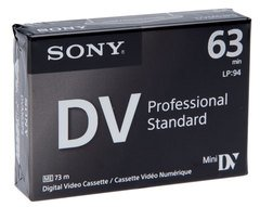 Sony DVM63PS Professional Standard