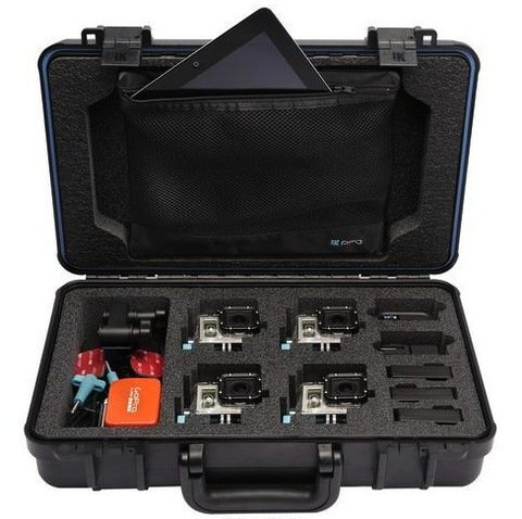 Underwater Kinetics POV60 Multi-Camera Hard Case