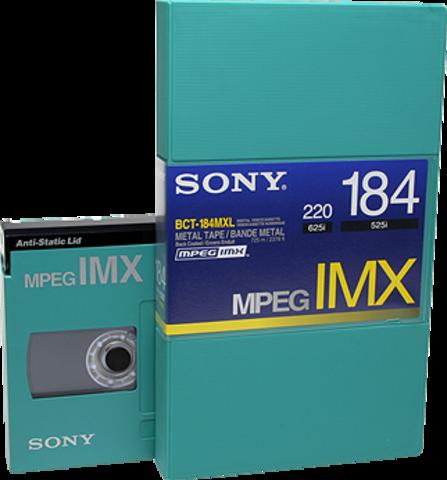 Sony BCT-184MXL
