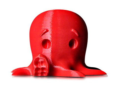 MakerBot PLA Filament - True Red - MP05779