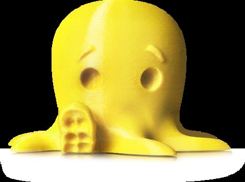 MakerBot PLA Filament - True Yellow - MP05781