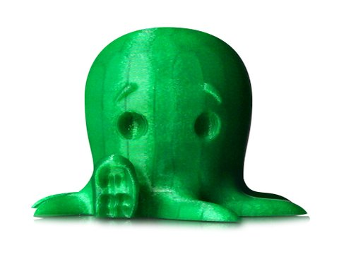 MakerBot PLA Filament - Translucent Green - MP05760