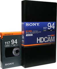 Sony HDCAM 94 Minutes BCT-94HDL
