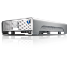 G-Technology 4TB G-DRIVE Thunderbolt & USB 3.0