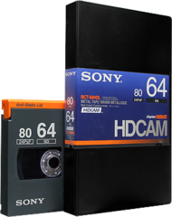Sony HDCAM 64 Minutes BCT-64HDL