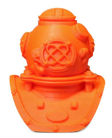 MakerBot ABS Filament - True Orange - MP01978