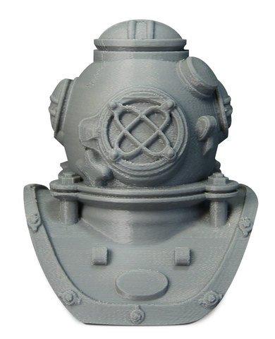 MakerBot ABS Filament - True Gray - MP02915