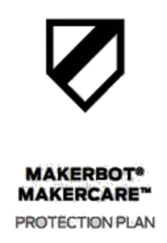 MakerCare Protection Plan for Replicator 2 Desktop 3D Printer