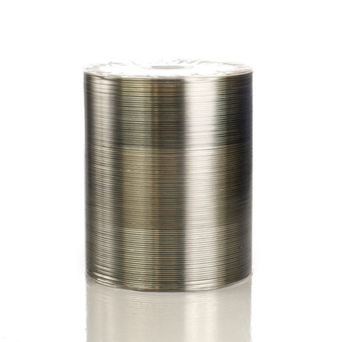 JVC 8x DVD-R Shiny Silver - 100 Discs