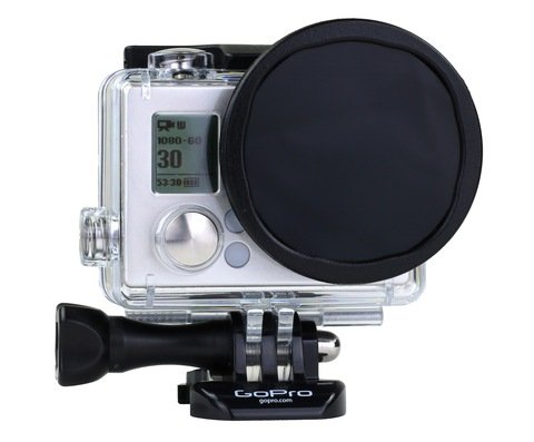 Polar Pro Venture3+ Series Neutral Density Filter for HERO3