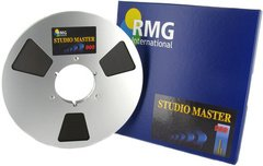 "RMGI SM900 2""x2500' 10.5 Metal Reel Box"