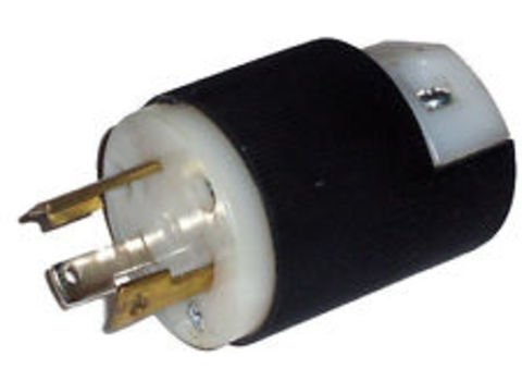 Hubbell 15A Male Edison Plug - 5269