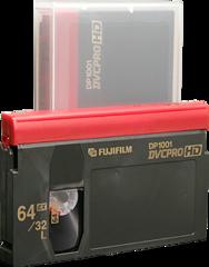 Fujifilm DVCPRO Large Cassette DP1001-64EL