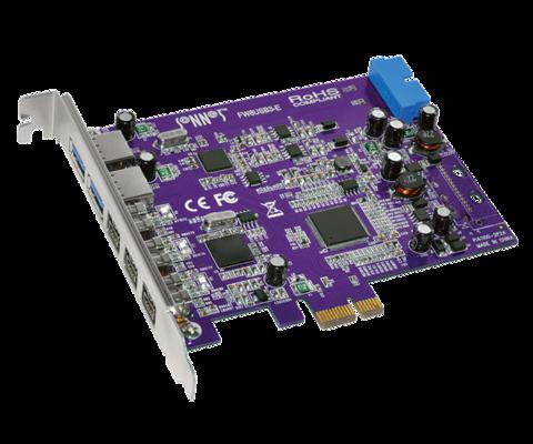 Sonnet Tango 3.0 USB 3.0/FireWire 800 Combo PCIe Express Card