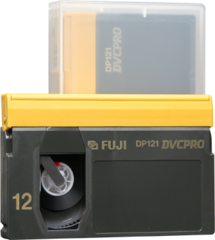 Fujifilm DVCPRO Medium Cassette DP121-12M