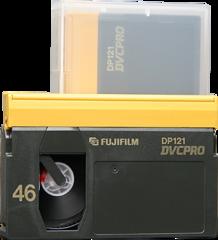 Fujifilm DVCPRO Medium Cassette DP121-46M