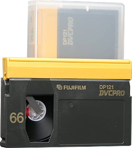 DVCPRO Medium Cassette DP121-66M