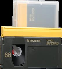 Fujifilm DVCPRO Medium Cassette DP121-66M