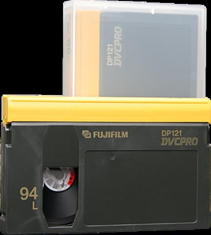 Fujifilm DVCPRO Large Cassette DP121-94L