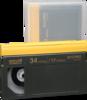 DVCPRO Large Cassette DVP-34L