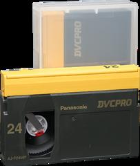 Panasonic DVCPRO Medium Cassette AJ-P24M