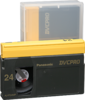 DVCPRO Medium Cassette AJ-P24M