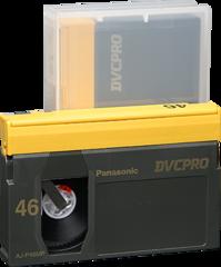 DVCPRO Medium Cassette AJ-P46M