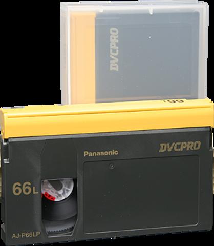 DVCPRO Large Cassette AJ-P66L