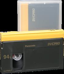 DVCPRO Large Cassette AJ-P94L