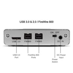 OWC  240GB Mercury Elite Pro mini USB 3.0/FireWire 800 - SSD