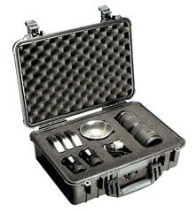 Pelican 1500 Case - Black