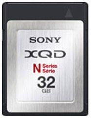 Sony 32MB XQD Memory Card N Series - QDN32/J