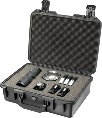 Pelican iM2300 Storm Case with Foam - Black