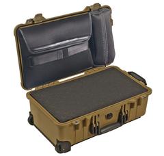 1510LFC Laptop Overnight Case with Foam - Desert Tan