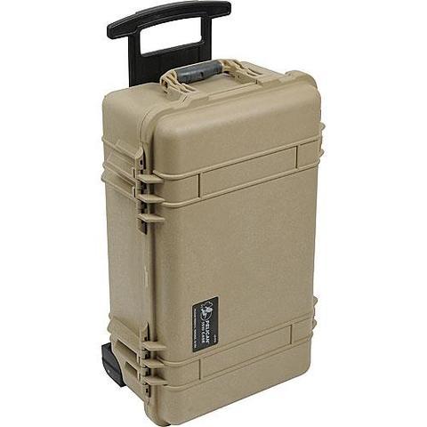 Pelican 1510LOC Laptop Overnight Case - Desert Tan