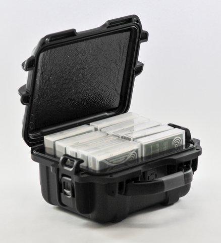 Turtle TeraTurtle LTO/DLT/35XX 10 Capacity Case