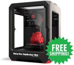 Replicator Mini Compact 3D Printer