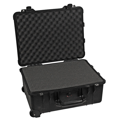 Pelican 1560 Case - Black