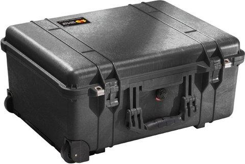 Pelican 1560NF - 1560 Case (No Foam), Black