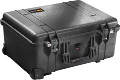 Pelican 1560NF - 1560 Case (No Foam), Black