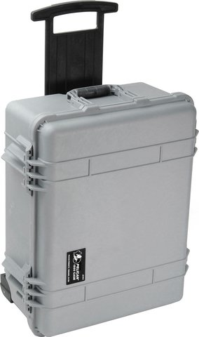 Pelican 1560 Case - Silver