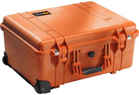 Pelican 1560 Case - Orange