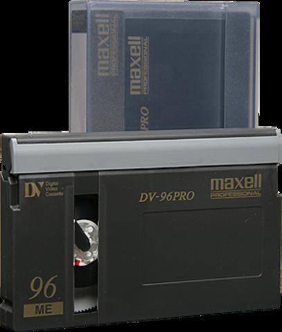 Maxell DV-96 Pro